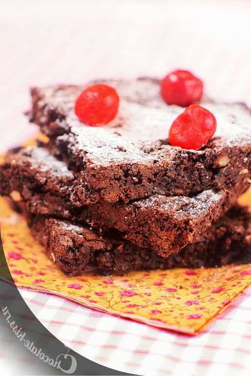 Bloomin 'brilliant brownies from Jamie Oliver