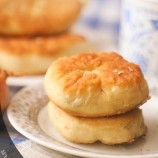Pies on kefir dough without eggs