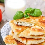 Moldovan pies with cheese